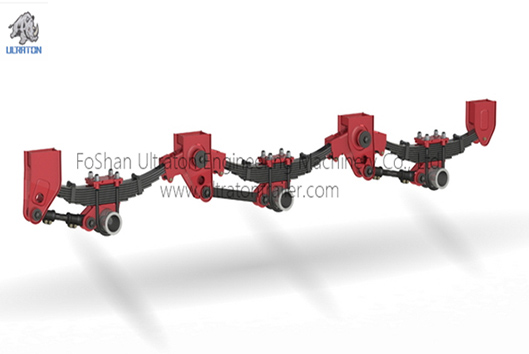 FW86 Typ Heavy Duty Suspension Serie